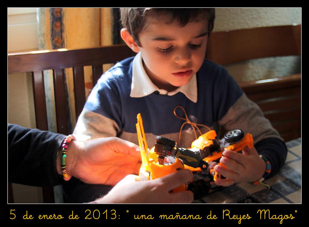 """5 de enero de 2013: """" una mañana de Reyes Magos"""""""