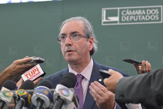 Eduardo Cunha - Presidente da Câmara Federal
