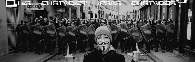Anonymous viola il sito della Polizia, 3500 documenti finiscono in Rete