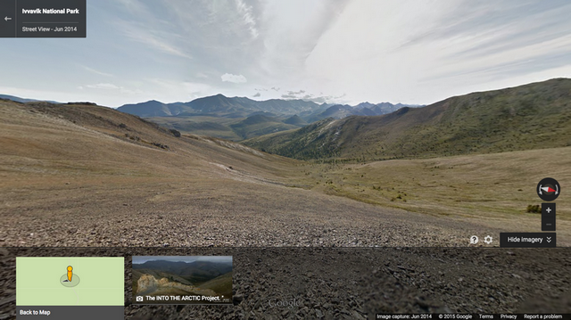 google maps street
