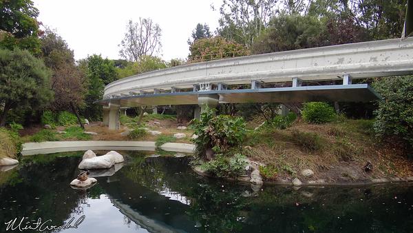 Disneyland Resort, Disneyland, Monorail