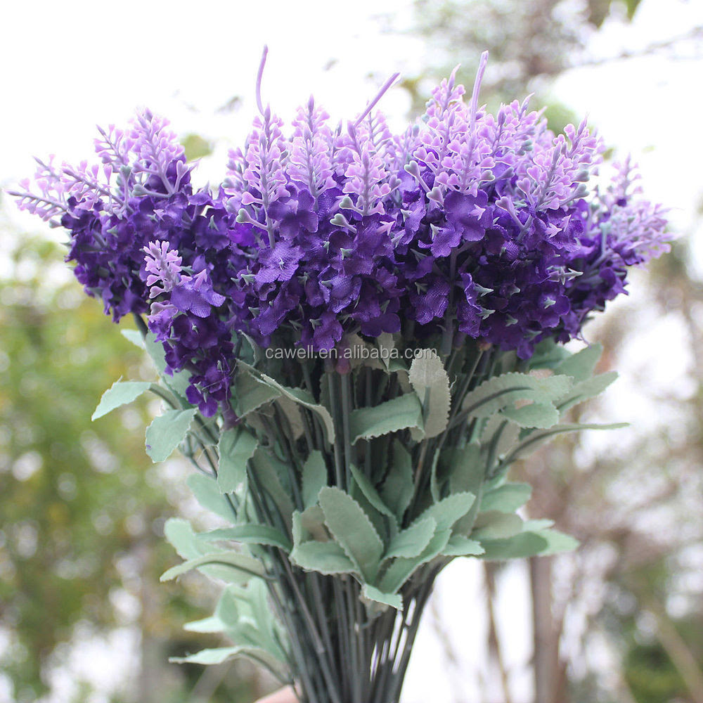 Wholesale Silk Artificial Flowers Lavender  Buy Lavender,Artificial Lavender,Silk Lavender