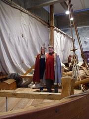 Dress up at the Viking Ship Museum
