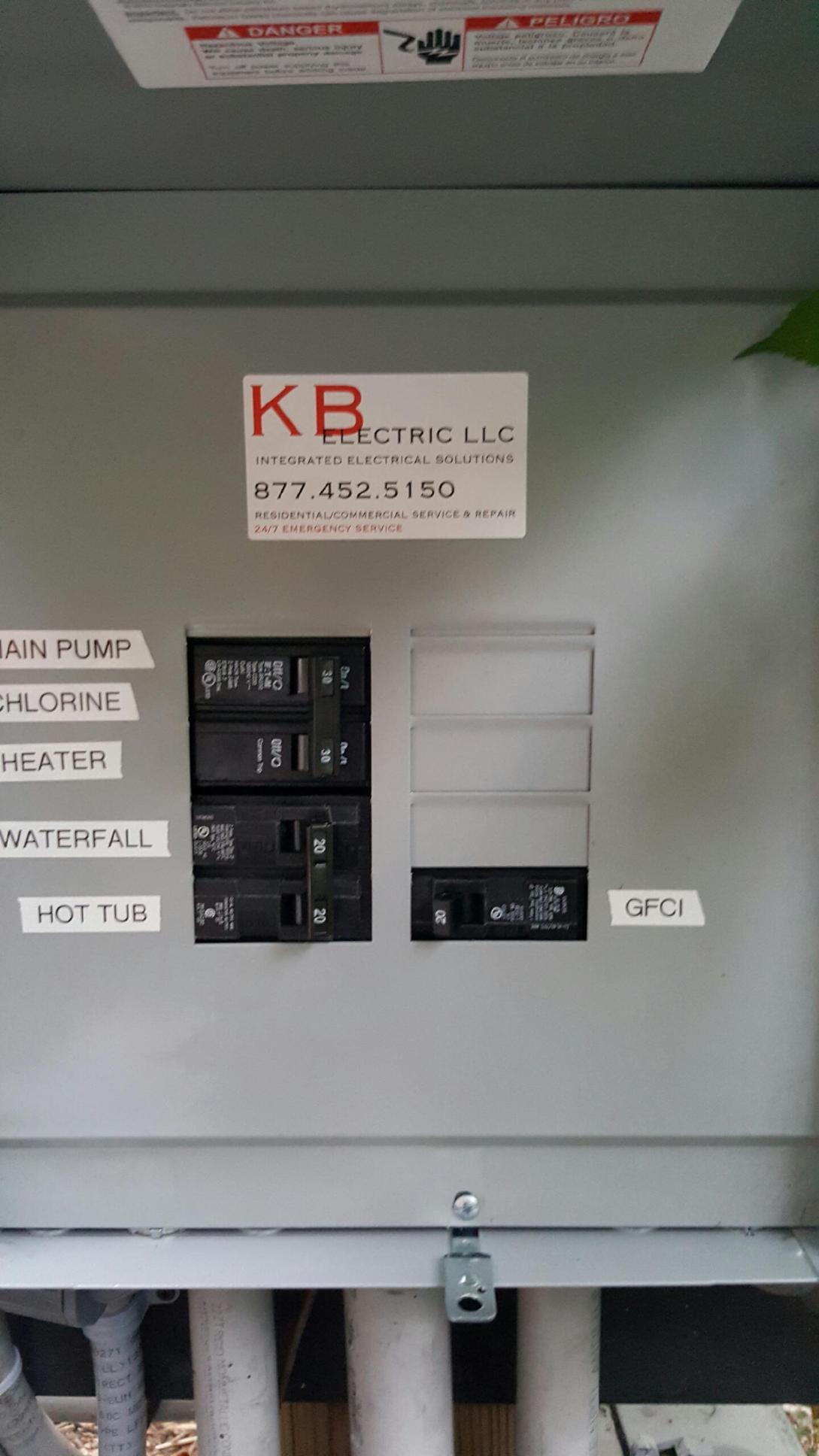 Hot Tub Power Wiring Diagram