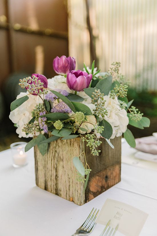 24 Best Ideas for Rustic Wedding Centerpieces (with Lots of ...