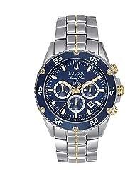 Bulova Men's 98H37 Marine Star Chronograph Watch — Product Review
