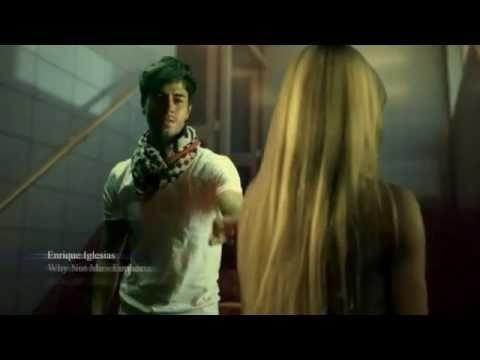 Enrique Iglesias Lyrics - Why Not Me Lyrics