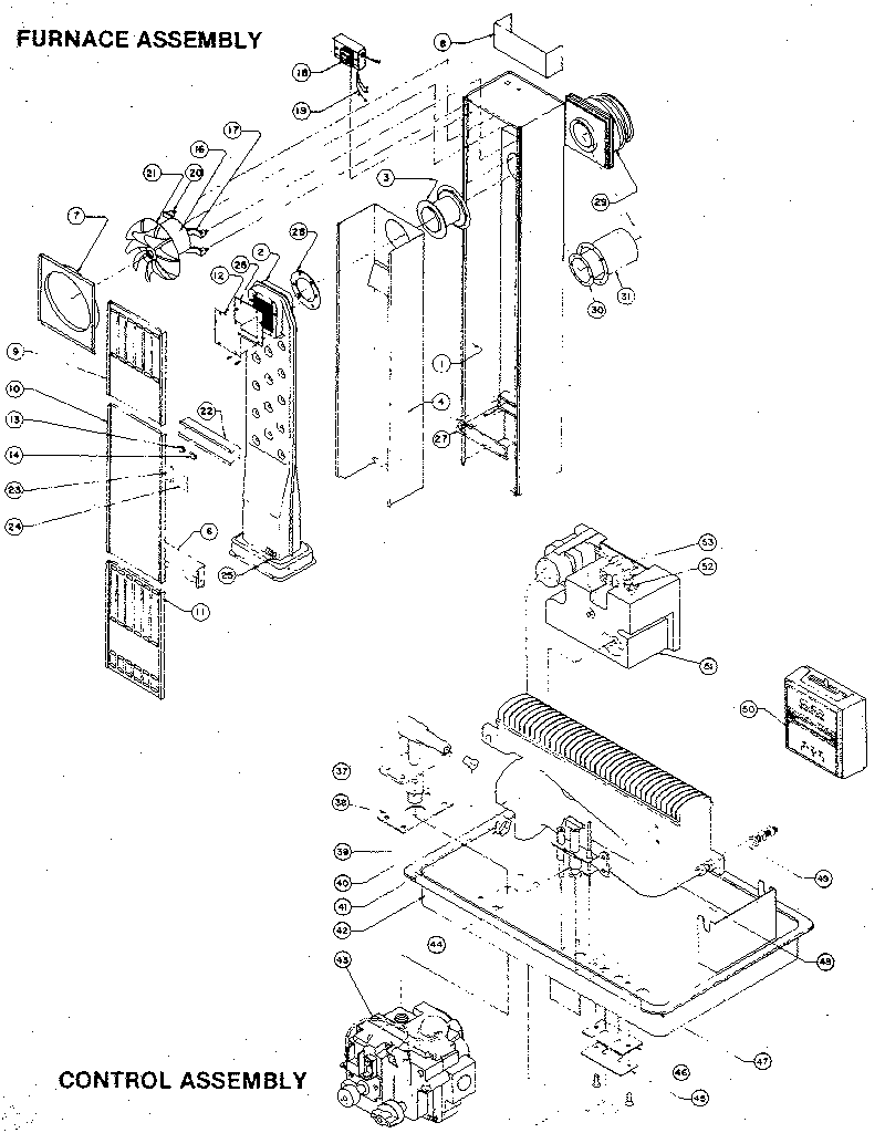 Wiring Diagram  26 Williams Wall Furnace Parts Diagram