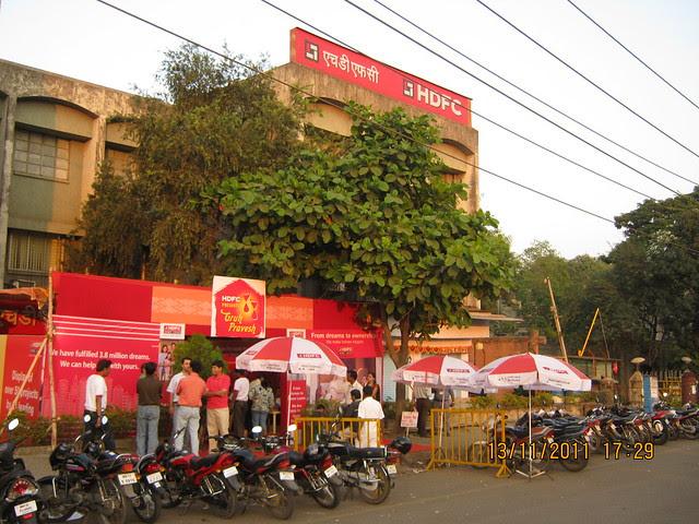'Gruha Pravesh', HDFC Property Exhibition at Chinchwad, PCMC, Pune