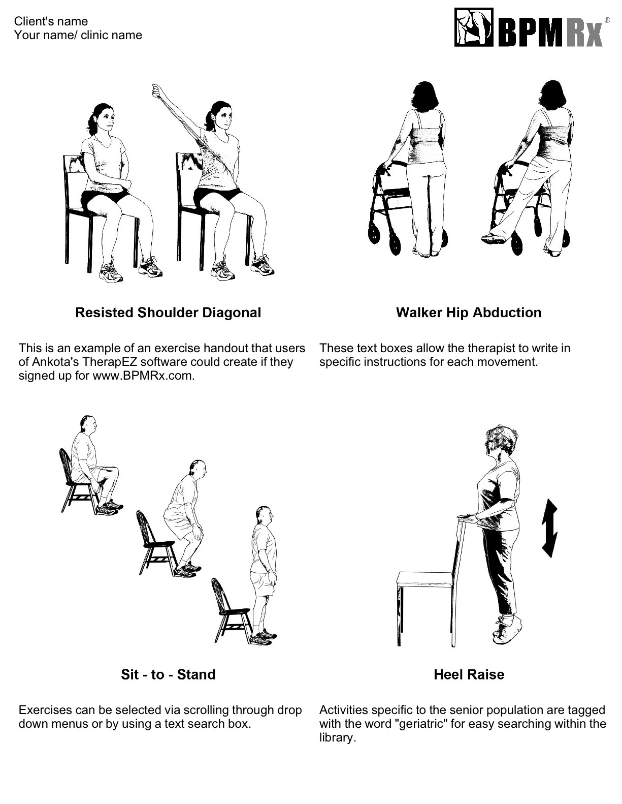 exercise for physical therapy