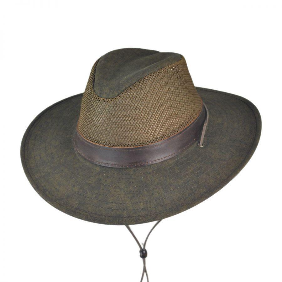Henschel Hiker Distressed Breezer Hat View All