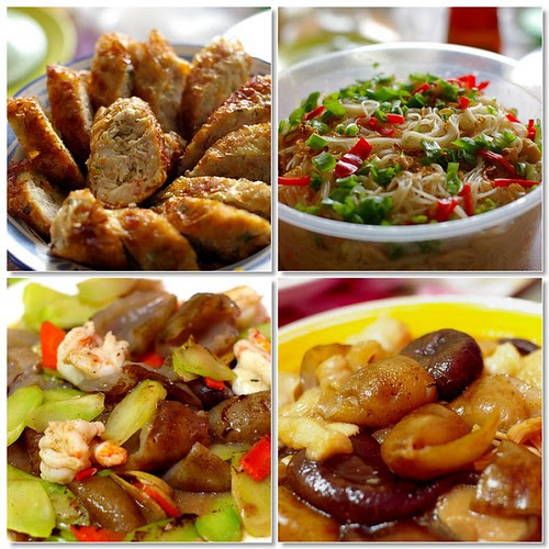 homecooked dishes