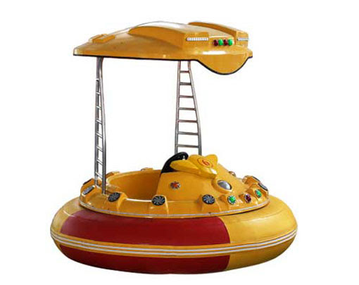 Kids Bumper Boat With Laser Equipment