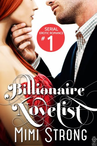 Typist #1 - Working for the Billionaire Novelist (Erotic Romance) by Mimi Strong