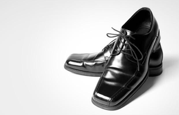 Cuidando do seus sapatos