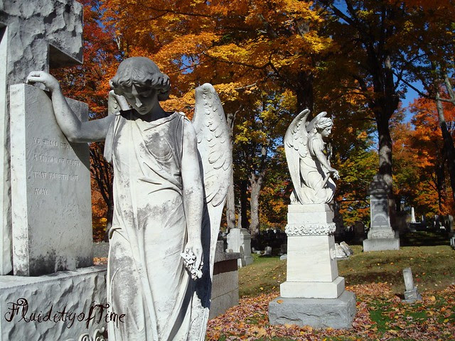 Maine, 2 angels