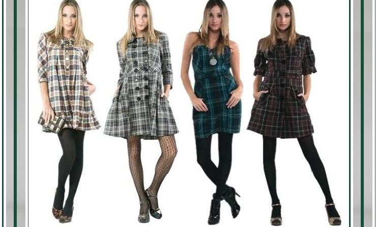 Resultado de imagem para vestido xadrez colorido como usar