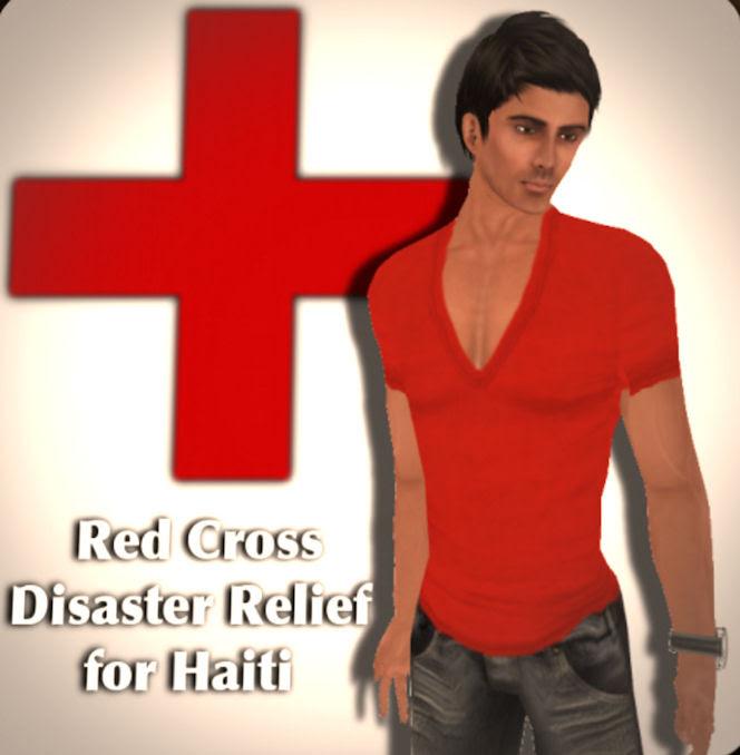 50L Friday Doppelganger red shirt