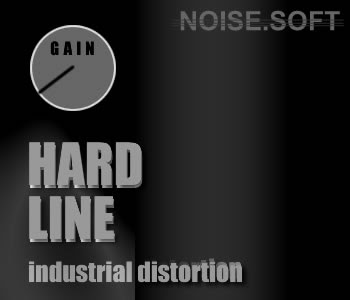 Hard Line Industrial Distortion