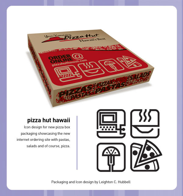Pizza Hut Packaging Design Idea 4 25+ Sour & Spicy Pizza Packaging Design Ideas