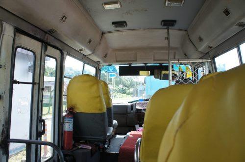 Kuala Lurah へのミニバス