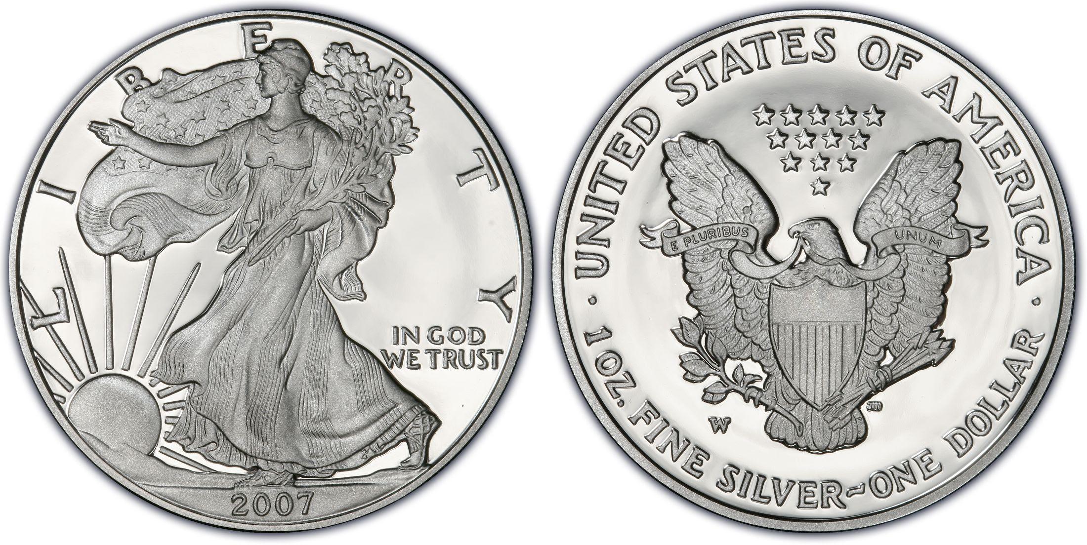 American Silver Eagle Coins - La Jolla Coin Shop