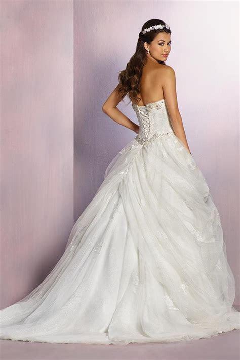 Belle Wedding Dress from Alfred Angelo Disney Fairy Tale