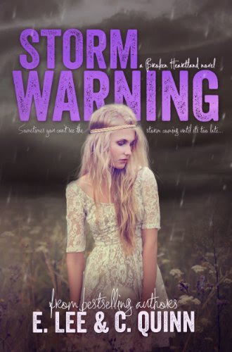 Storm Warning (Broken Heartland) by Caisey Quinn