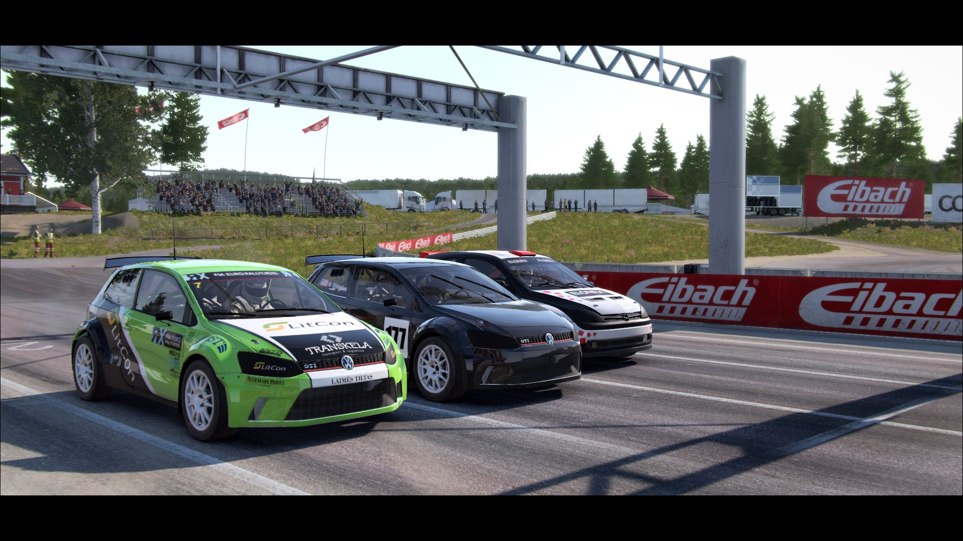 Review: DiRT 4 screenshot