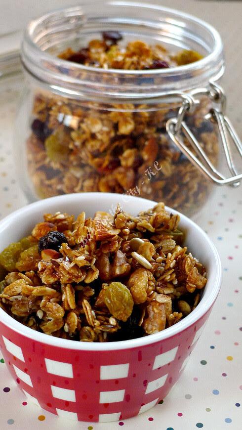 Homemade Granola V1.0