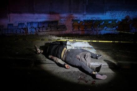 El 18 de enero asesinaron a tres en el Edomex. Foto: Xinhua