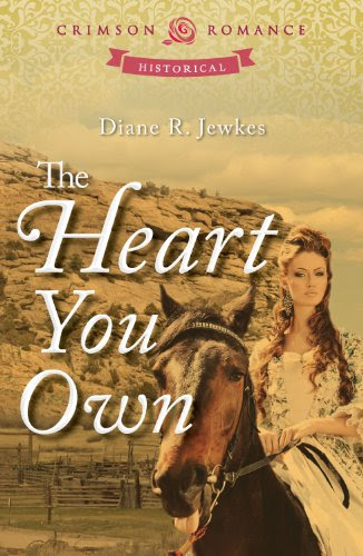 The Heart You Own (Crimson Romance) by Diane R. Jewkes