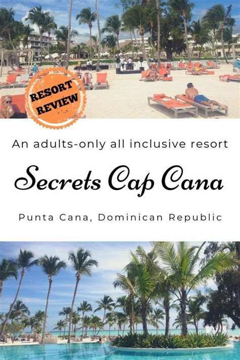 Secrets Cap Cana: The BEST Adults Only All Inclusive
