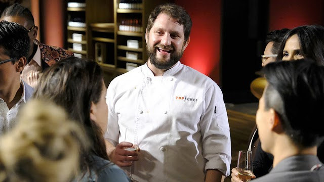 'Top Chef' Season 18 winner apologizes for affair, 'poor decision' that led to his firing from his restaurant