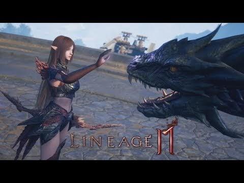 Lineage II M - Lại một game bom tấn trên di động đến từ NCsoft