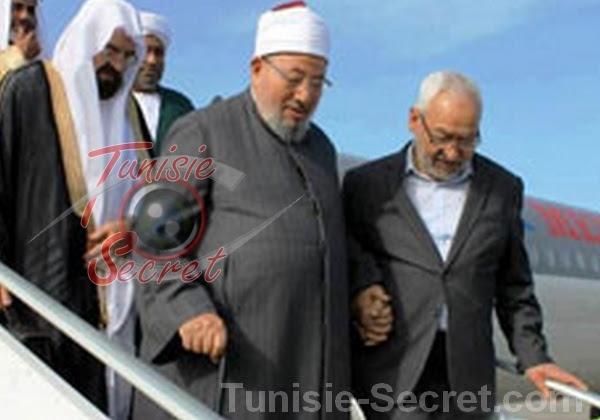 Grave malentendu entre Rached Ghannouchi et l'émir du Qatar
