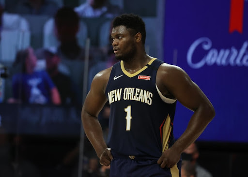 Avatar of Transcript: Pelicans forward Zion Williamson media availability - August 2, 2020