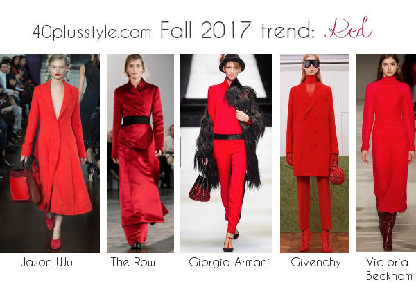 Image result for red trends 2017