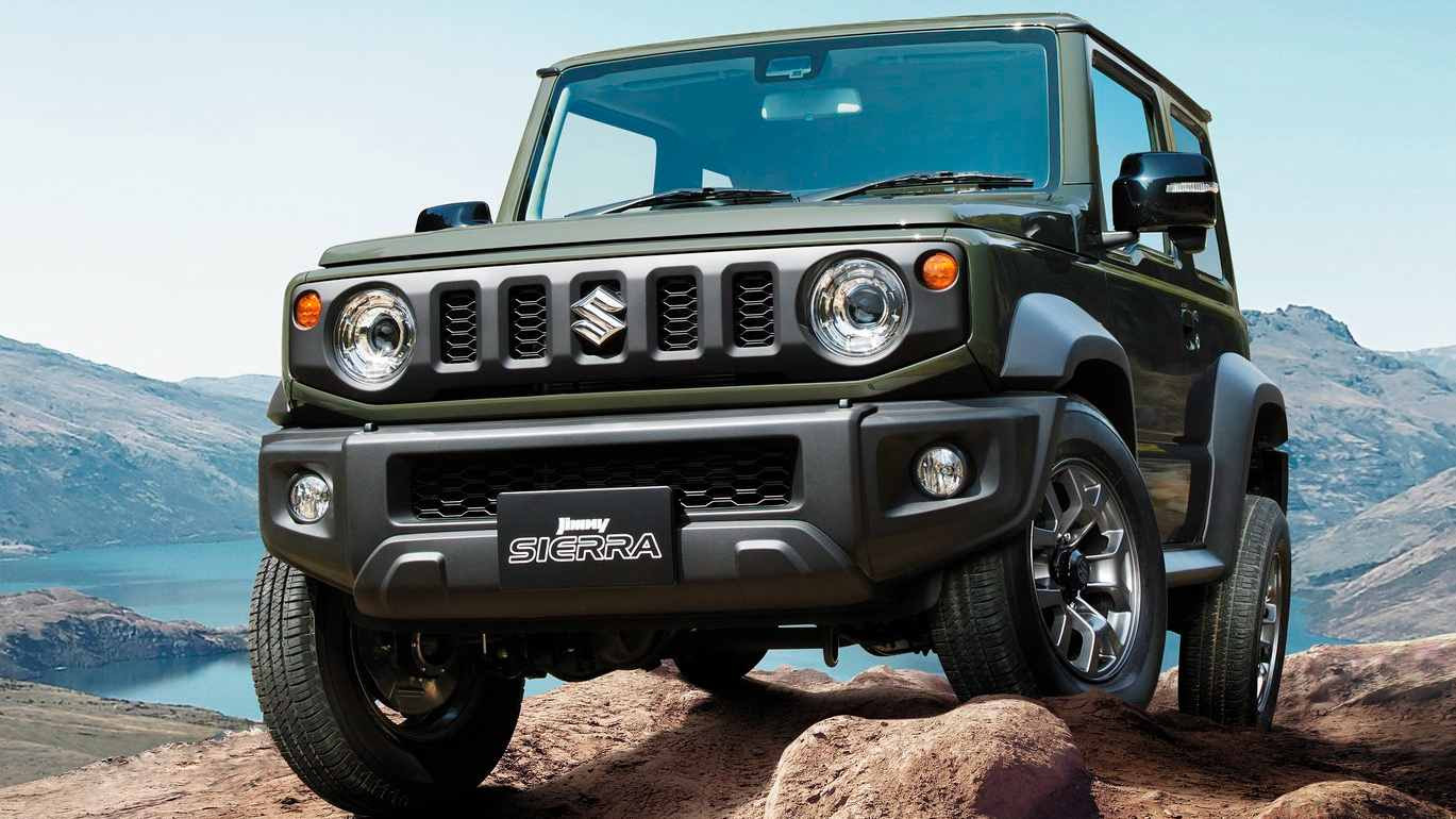 The Jimny is being exported to Latin America, Middle East and African markets from India. Image: Maruti Suzuki