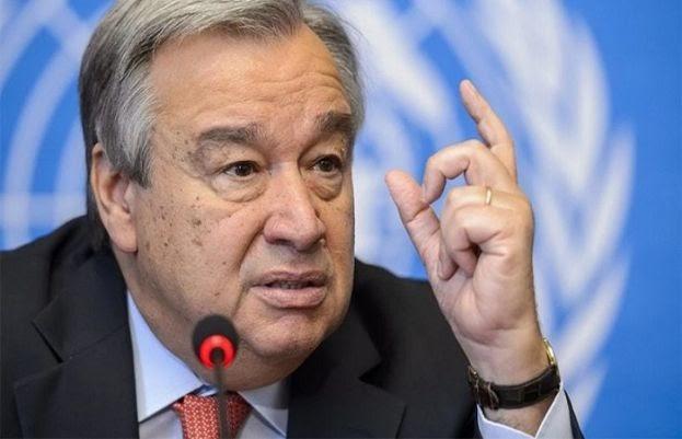 UN re-elects Antonio Guterres as secretary-general   world news of today
