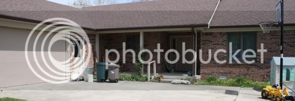 Front entrance/yard landscaping ideas? - Landscape Design Forum ...