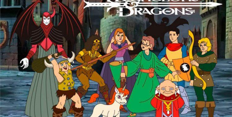 Resultado de imagem para Caverna do Dragão cinepop