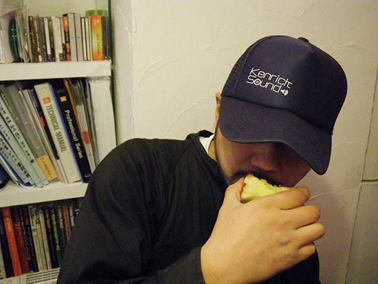 apple リンゴダイエットに挑戦