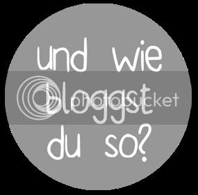 Und wie bloggst du so