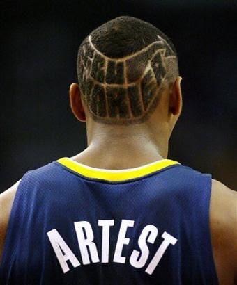 Artest Hair