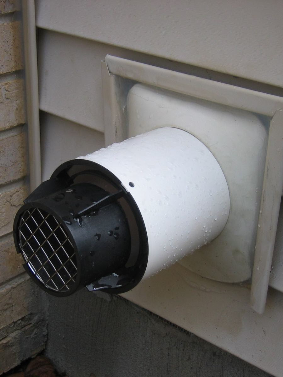 HOW TO INSTALL BATHROOM VENT FAN