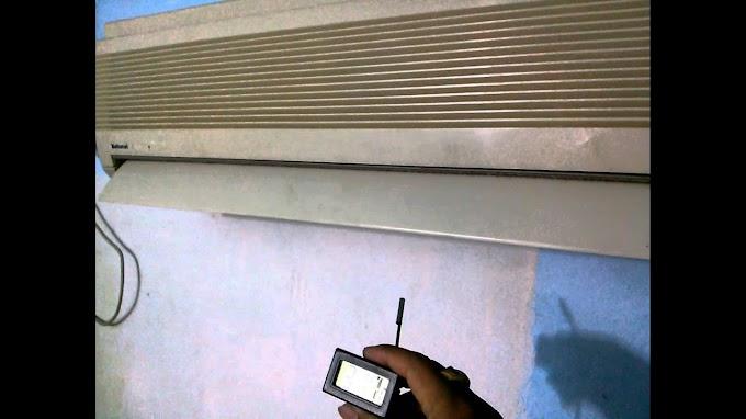 Homemade máy điều hòa nhiệt độ