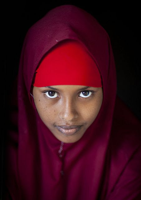 Berbera student - Somaliland by Eric Lafforgue, via Flickr