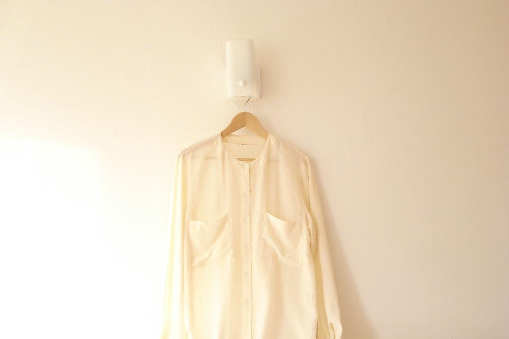 perfect silk shirt
