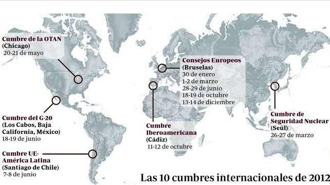 Rajoy debutará en la UE el 30 de enero en la cumbre sobre empleo